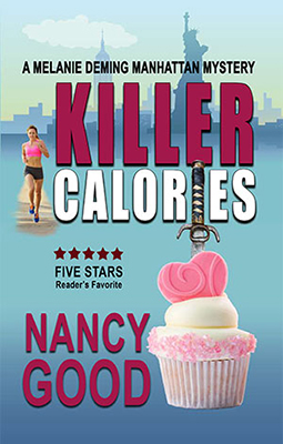 killer calories book cover